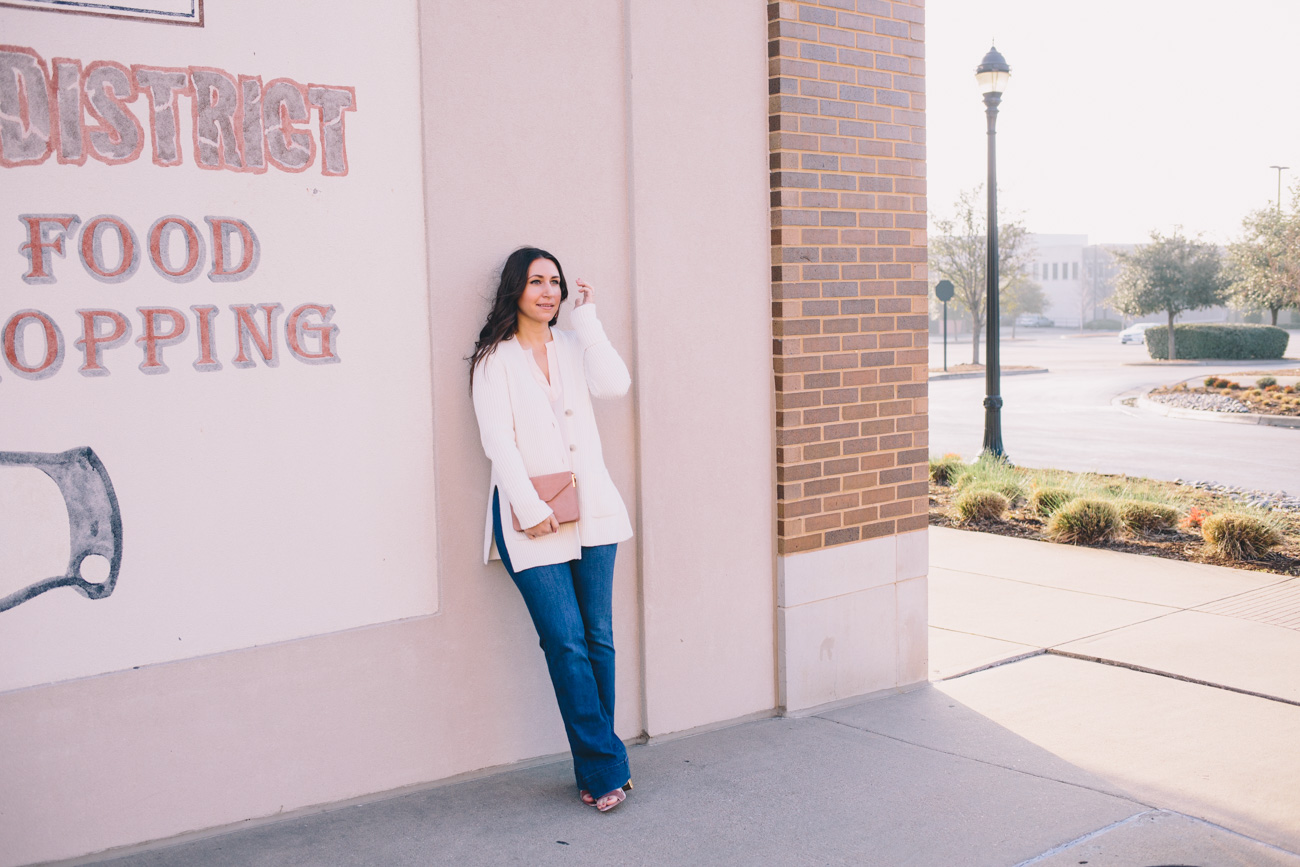 The Blouse on Waketon Road wearing Loft