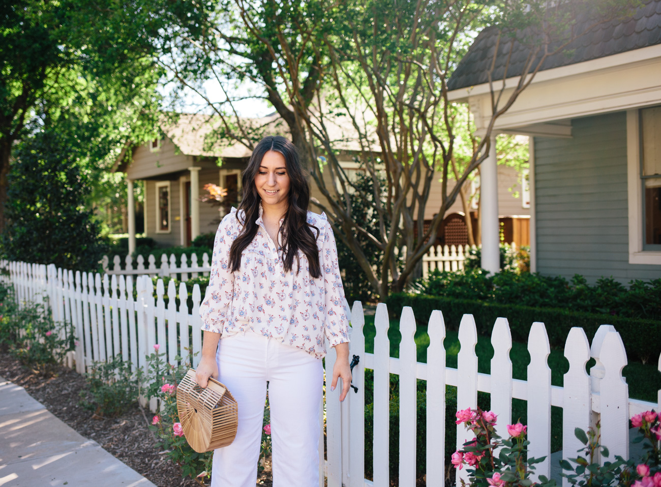 Great Expectations on Waketon Road Blog wearing Abercrombie & Fitch